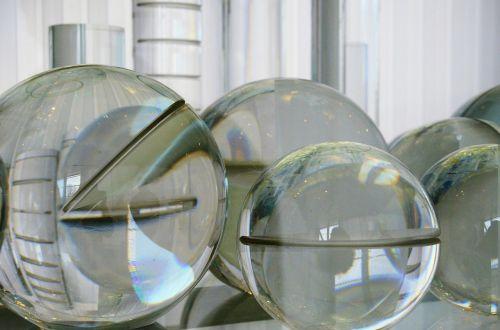 glass bol ball