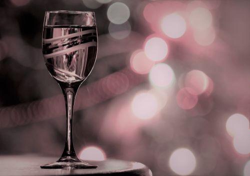 glass festival drink
