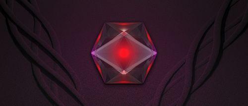 glass crystal transparent