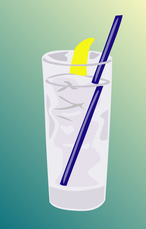 glass beverages lemonade