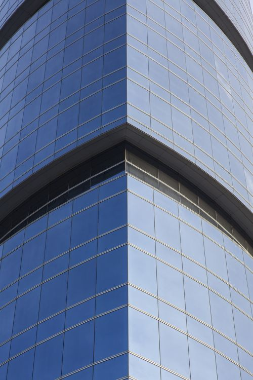 glass building office