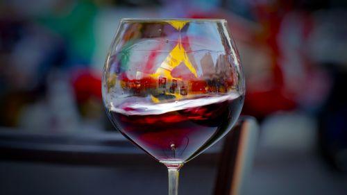 glass wine alcohol