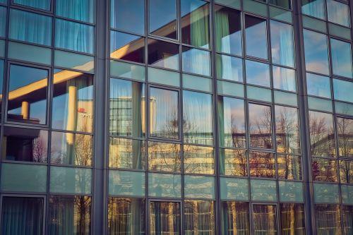 glass window architecture