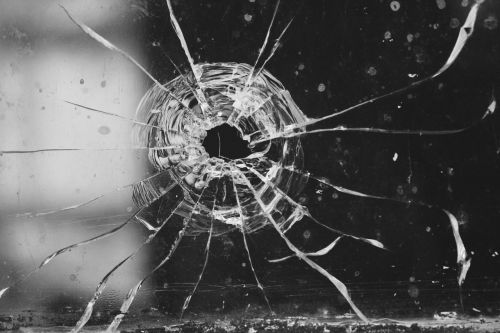 glass shot bullet