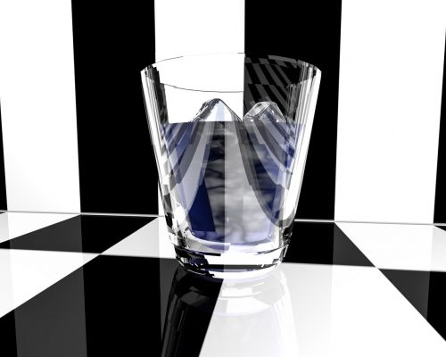 glass drink alcohol