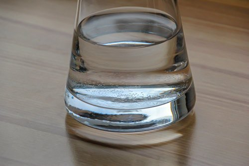 glass  water  filling