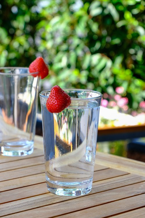 glass  water glass  drink