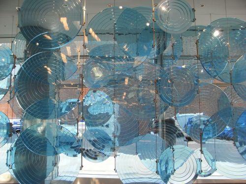 glass prism transparent