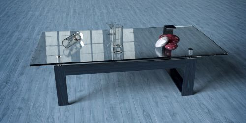 glass table furniture live