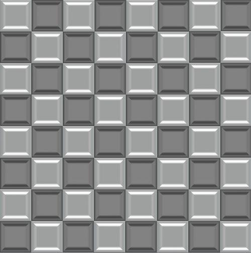 Glass Tile Chessboard Background (c