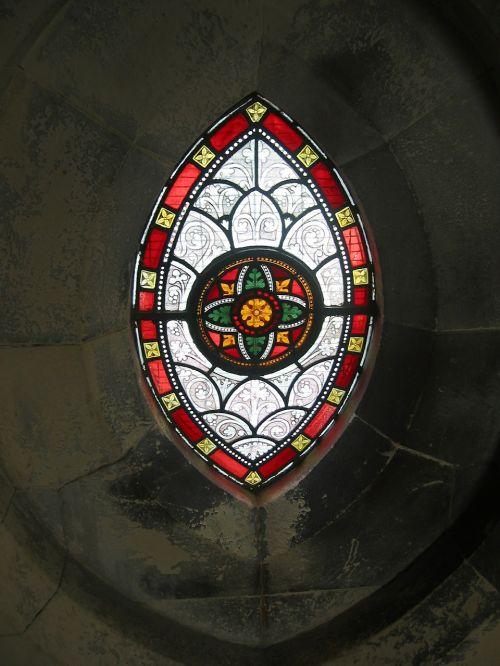 glass window diamond lichtspiel