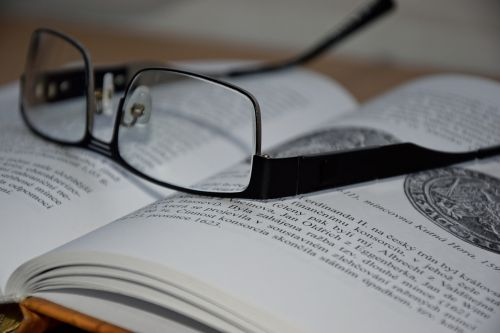 clever glasses book