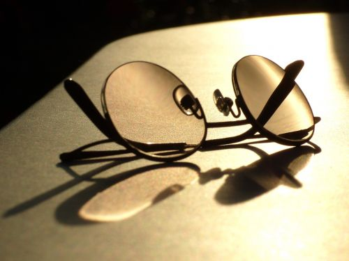 glasses see see sharp