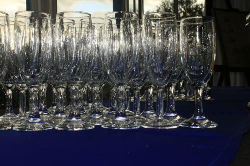 glasses glass blue