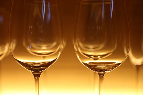 glasses wine glasses eat