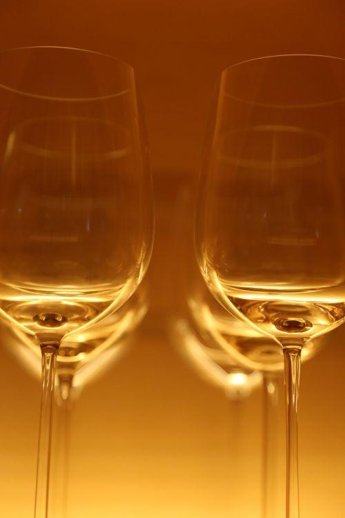 glasses wine glasses drink