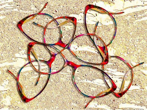 glasses optics see