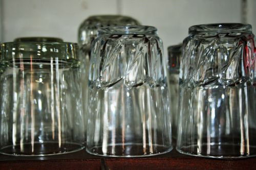 Glasses In Pub