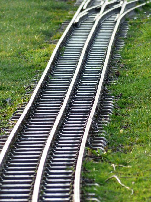 gleise railway narrow gauge railway