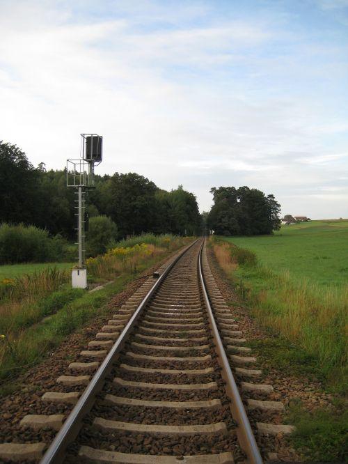 gleise seemed train