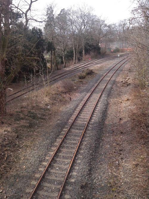 gleise train seemed