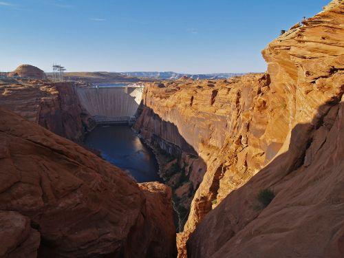 glen canyon power plant glen canyon dam
