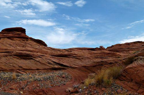 glen canyon arizona usa