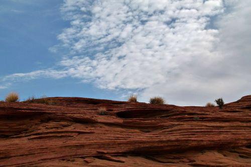 glen canyon red rocks