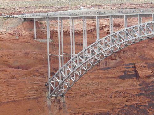 glen canyon bridge glen canyon u s highway 89