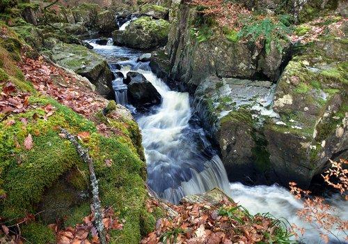glen lednock  scotland  perthshire