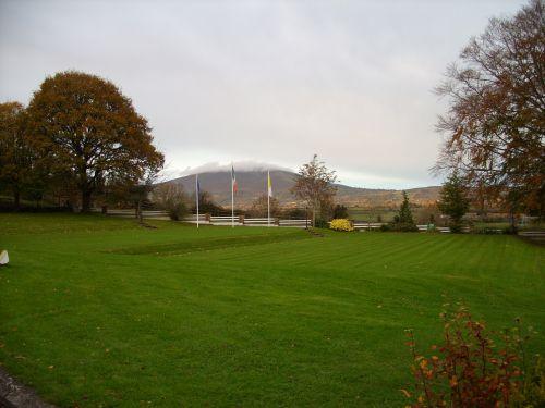 Glencomeragh Hills