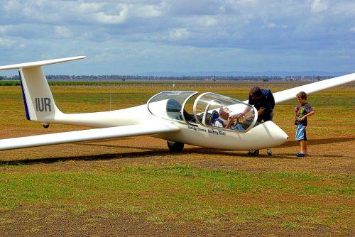 glider sailplane aviation