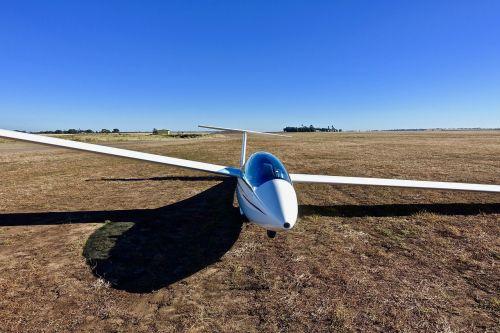 glider sailplane aircraft