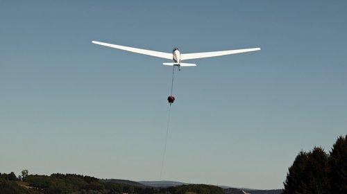 glider  start  glider pilot