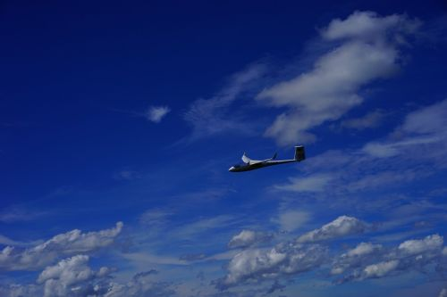 glider pilot sail sport