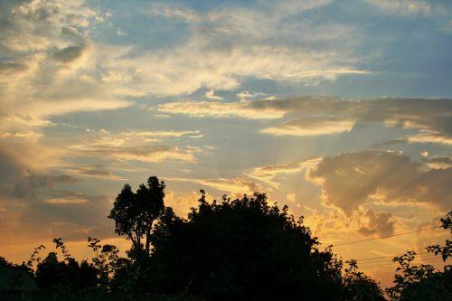 Glistening Clouds