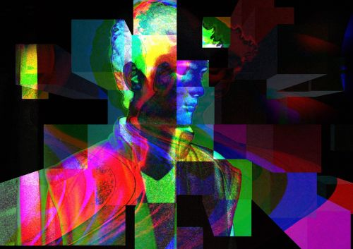 glitch glitch art distortion
