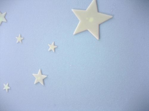 Glo Stars Blue