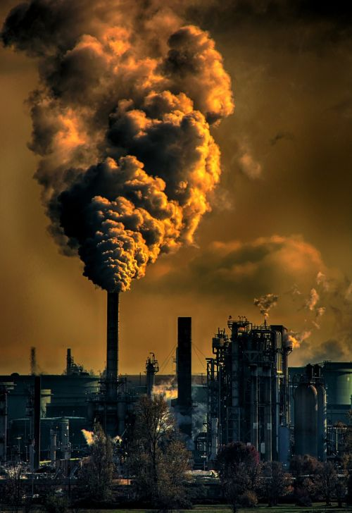 global warming pollution environment