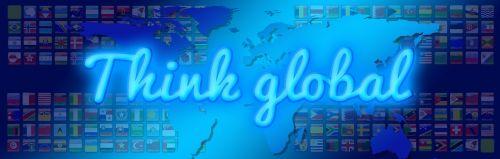 globalization international banner