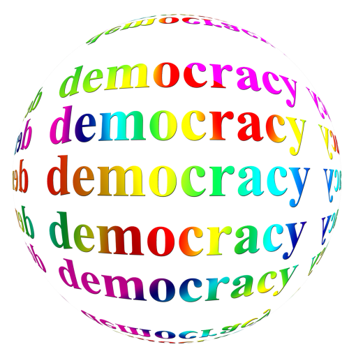 globalization demokratie international