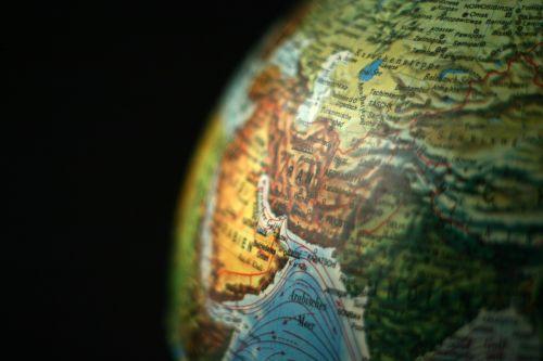 globe asia iran