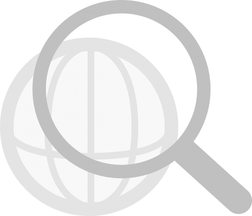 globe magnifier search