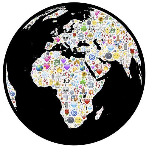 globe earth emoji