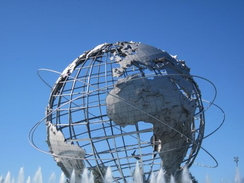 globe park unisphere