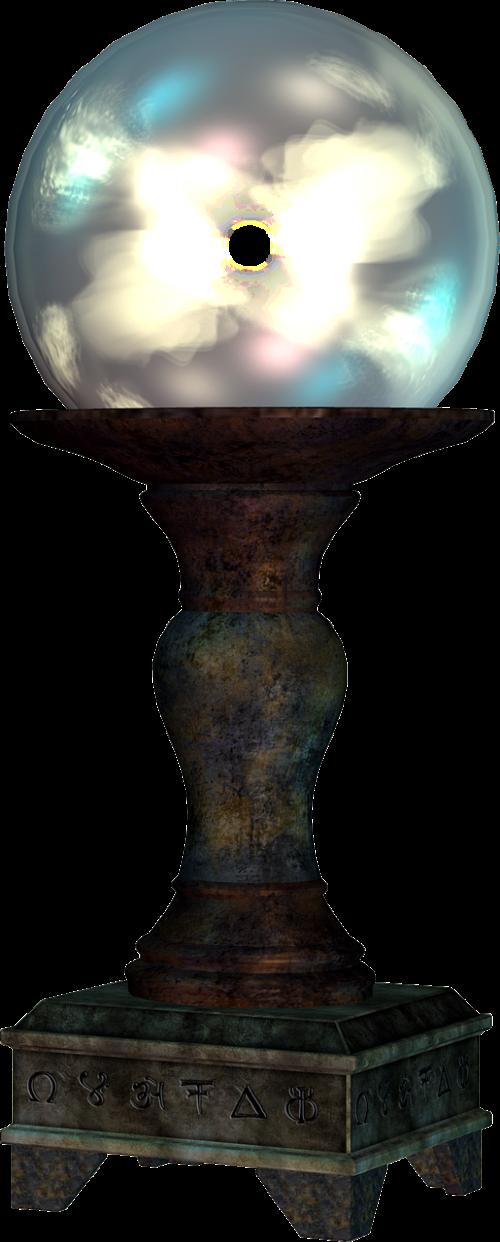 globe orb wizard
