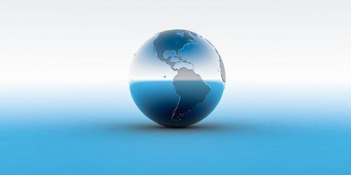 globe world earth
