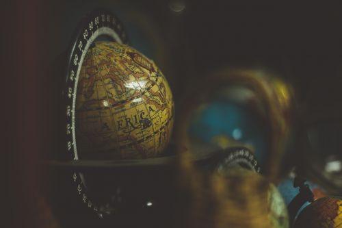 globe world atlas