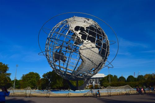 globe sculpture park