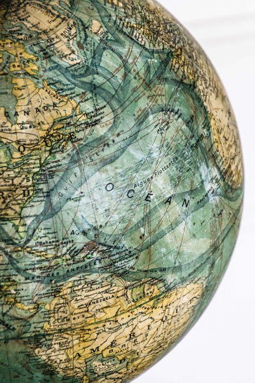 globe old nostalgia